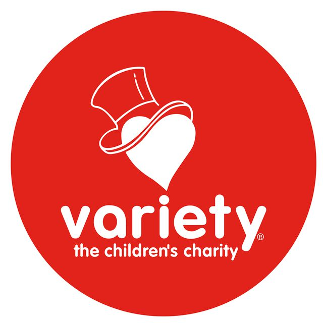 Variety Children's Charity logo