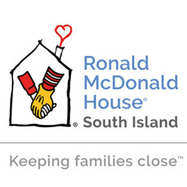 Ronald McDonald South Island NZ