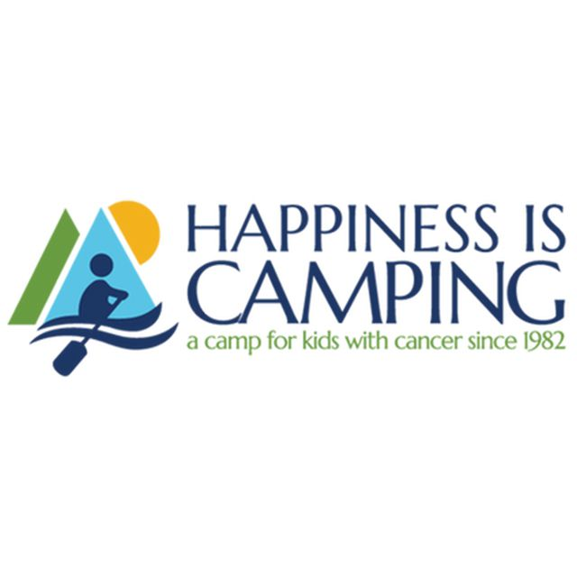 Happiness is Camping logo