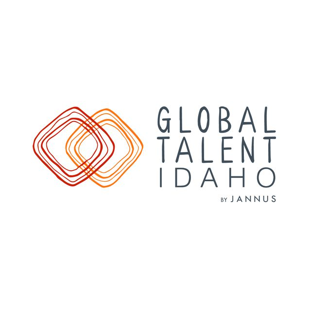 Global Talent Idaho logo