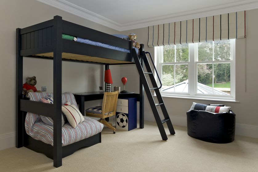 STOCK IMAGE OF KID BEDROOM