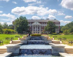 University of Maryland campus
